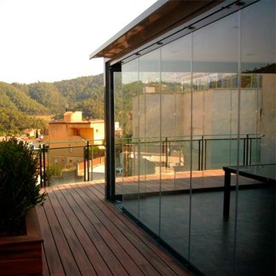 Cerramientos de terrazas de áticos en Madrid a buen precio