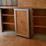armario de aluminio