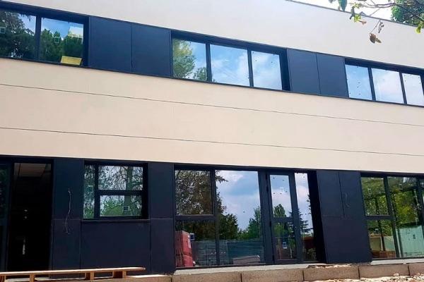 paneles de fachada