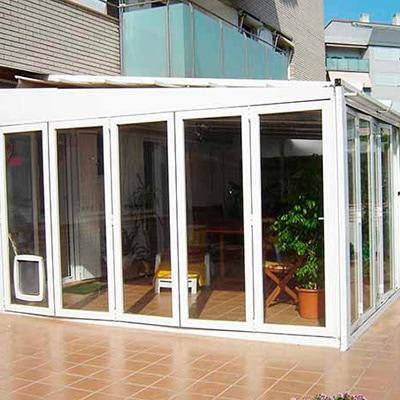 Precio para cerramientos de terrazas en Madrid fabricación a medida