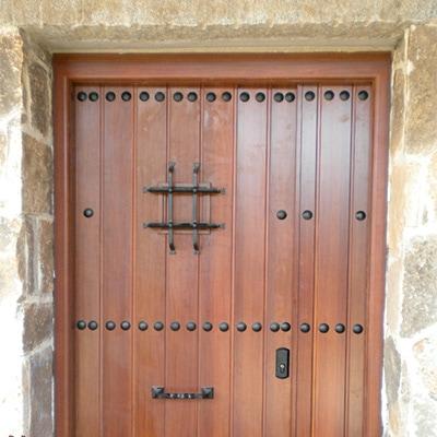Puertas para exterior de aluminio en Madrid la mejor calidad