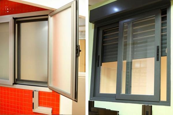 tipos de ventanas para viviendas