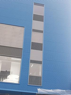 instalación de ventanales en Madrid